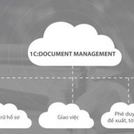 Phần mêm 1C: Document Management